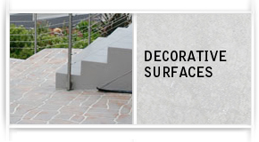 Decorative Surfaces